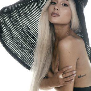 Sex hat nackt grande ariana Ariana Grande